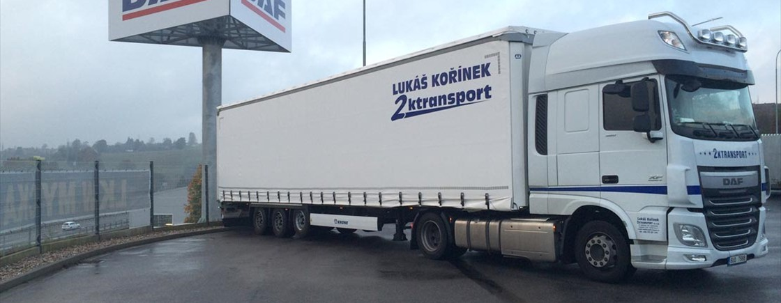 AUTODOPRAVA 2KTRANSPORT
